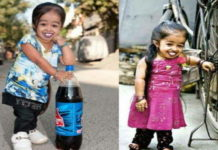दुनिया की सबसे छोटी महिला कौन है इनके बारे में जानिए