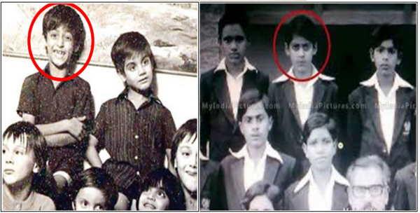 सलमान खान के बचपन से लेकर अब तक की फोटो देखिये