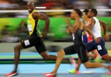 usain bolt facts information