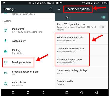 Android Mobile को Fast कैसे करे
