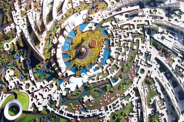 ओरोविल भारत का एक ऐसा शहर जहाँ न पैसा चलता है और न सरकार