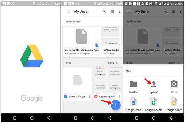 Google drive kya hai