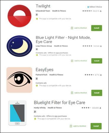 मोबाइल की रोशनी से आंखों को कैसे बचाए