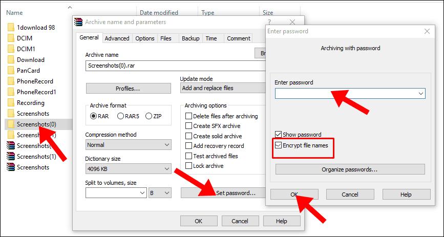 Computer में Folder Lock कैसे करे बेस्ट तरीका