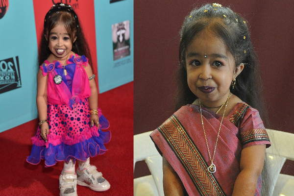 दुनिया की सबसे छोटी महिला के बारे में जानिए