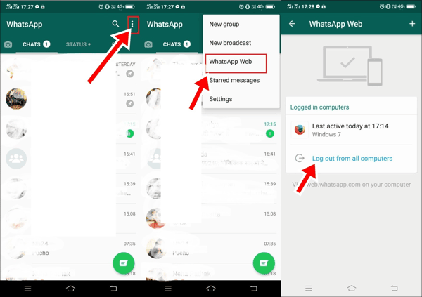 Whatsapp Hack है या नहीं कैसे पता करे