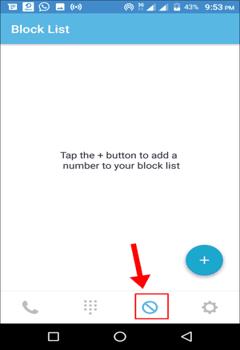 Android फोन में नंबर Block Unblock कैसे करे