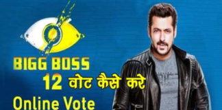 bigg boss me vote kaise kare