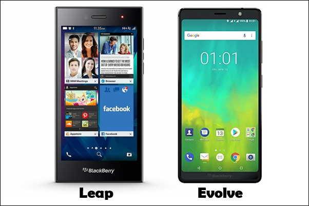 BlackBerry का सबसे सस्ता मोबाइल फोन