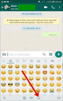 WhatsApp पर Sticker कैसे भेजे