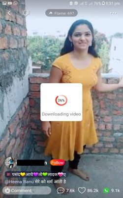 Vigo Video से Video Download कैसे करे