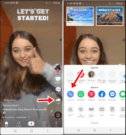 Tik Tok से Video कैसे डाउनलोड करे