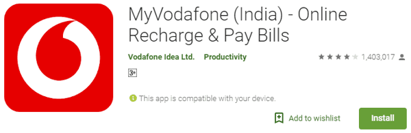 Vodafone सिम का Net Balance कैसे चेक करे