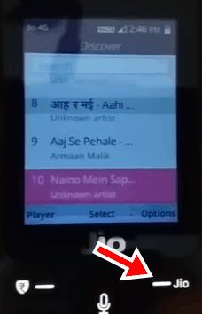 Jio Phone में गाने का Ringtone कैसे लगाये