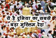 दुनिया का सबसे बड़ा मुस्लिम देश कौन सा है