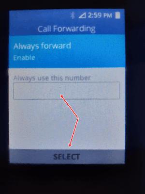 Call Forwarding कैसे करें