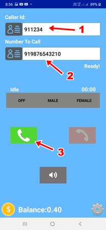 बिना नंबर दिखाए कॉल कैसे करें