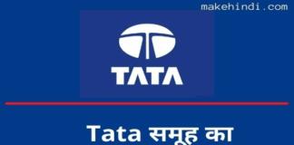 टाटा कंपनी का मालिक कौन है