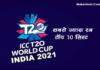 T20 वर्ल्ड कप 2021 में सबसे ज्यादा रन किसके हैं